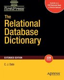 The Relational Database Dictionary, Extended Edition