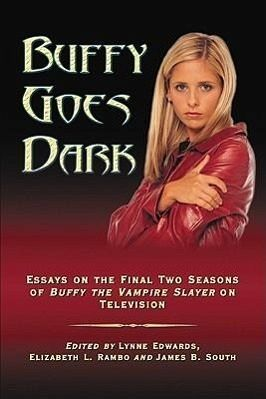 buffy critical essays The internet fan base for buffy and xena also included a large lesbian  like  literary criticism, it provides tools of analysis that alter the whole.