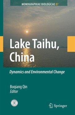 Lake Taihu, China - Qin, Boqiang (ed.)