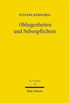Obliegenheiten und Nebenpflichten - Hähnchen, Susanne