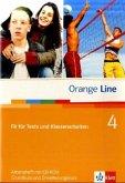Orange Line 4. 8. Klasse - Fit für Tests und Klassenarbeiten