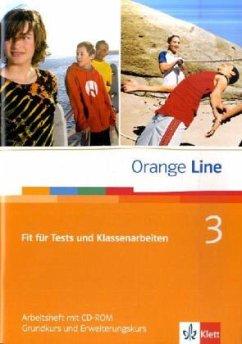 Orange Line / Fit für Tests und Klassenarbeiten Teil 3 (3. Lehrjahr)