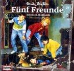 Fünf Freunde auf neuen Abenteuern / Fünf Freunde Bd.21 (1 Audio-CD)