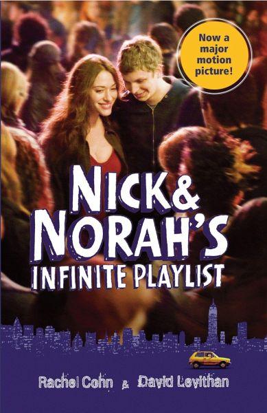 nick norah 39 s infinite playlist von rachel cohn david. Black Bedroom Furniture Sets. Home Design Ideas