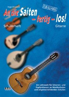 Schülerheft, Gitarre