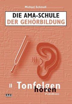 Tonfolgen hören (Punktdiktate), m. 2 Audio-CDs
