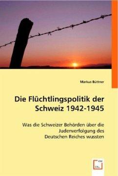 Die Flüchtlingspolitik der Schweiz 1942-1945