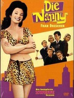Die Nanny - Die komplette zweite Season (3 DVDs)