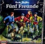 Fünf Freunde geraten in Schwierigkeiten / Fünf Freunde Bd.11 (1 Audio-CD)