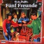 Fünf Freunde und die Perlenschmuggler / Fünf Freunde Bd.26 (1 Audio-CD)