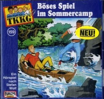 b ses spiel im sommercamp tkkg 1 audio cd von stefan wolf h rb cher portofrei bei. Black Bedroom Furniture Sets. Home Design Ideas