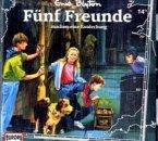 Fünf Freunde machen eine Entdeckung / Fünf Freunde Bd.14 (1 Audio-CD)