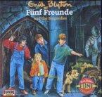 Fünf Freunde und das Burgverlies, 1 Audio-CD