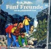 Fünf Freunde und die geheimnisvolle Stadt / Fünf Freunde Bd.28 (1 Audio-CD)
