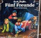 Fünf Freunde wittern ein Geheimnis / Fünf Freunde Bd.15 (1 Audio-CD)