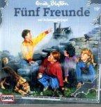 Fünf Freunde auf Schmugglerjagd / Fünf Freunde Bd.19 (1 Audio-CD)