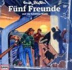 Fünf Freunde und die schwarze Maske / Fünf Freunde Bd.29 (1 Audio-CD)
