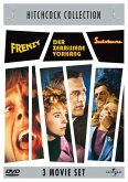 Hitchcock-Collection: Frenzy / Der zerrissene Vorhang / Saboteure (3 DVDs)