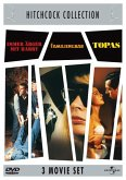 Hitchcock-Collection: Immer Ärger mit Harry / Familiengrab / Topas (3 DVDs)