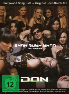 Shah Rukh Khan & Friends - Don: Das Spiel begin...
