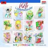 Rolfs Liederkalender/Die Jahresuhr