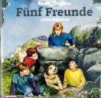 Fünf Freunde auf der Felseninsel / Fünf Freunde Bd.12 (1 Audio-CD)
