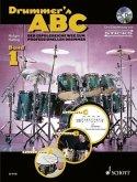 Drummer's ABC, m. Audio-CD