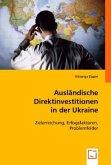Ausländische Direktinvestitionen in der Ukraine
