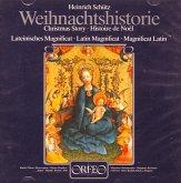 Weihnachtshistorie/Magnificat Anima Mea Dominum