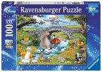 Ravensburger 10947 - Animal Friends, 100 Teile XXL Puzzle