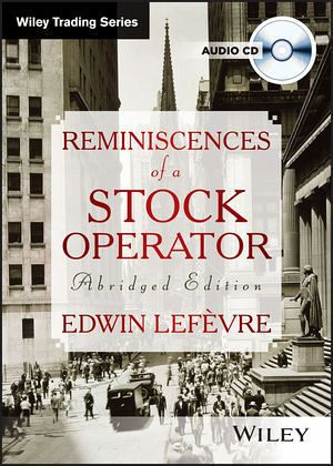 Jesse Livermore Reminiscences Of A Stock Operator