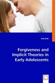 Forgiveness and Implicit Theories in Early Adolescents