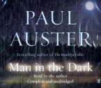 The Man in the Dark, 4 Audio-CDs\Mann im Dunkel, Audio-CDs, englische Version