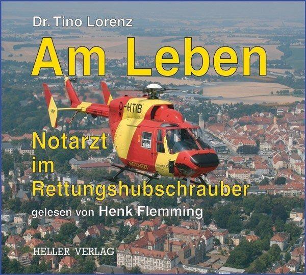 Am Leben, 4 Audio-CDs - Lorenz, Tino