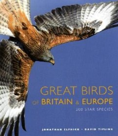 Great Birds of Europe - Elphick, Jonathan