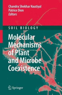 Molecular Mechanisms of Plant and Microbe Coexistence - Nautiyal, Chandra Shekhar / Dion, Patrice (eds.)