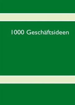 1000 Geschäftsideen