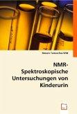 NMR-Spektroskopische Untersuchungen von Kinderurin