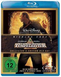 Das Vermächtnis der Tempelritter, 1 Blu-ray Disc
