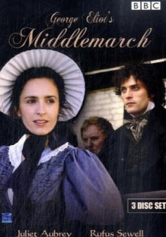 George Eliots Middlemarch (3 DVDs)