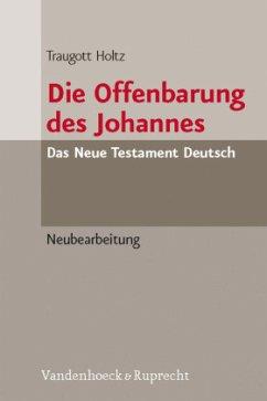 Die Offenbarung des Johannes - Holtz, Traugott