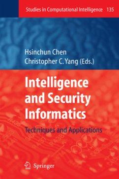 Intelligence and Security Informatics - Chen, Hsinchun / Yang, C. (eds.)