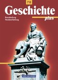 Geschichte plus 7./8. Schuljahr. Schülerbuch Brandenburg