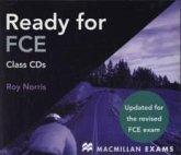 New Ready for Fce: Audio CD