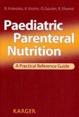 Paediatric Parenteral Nutrition