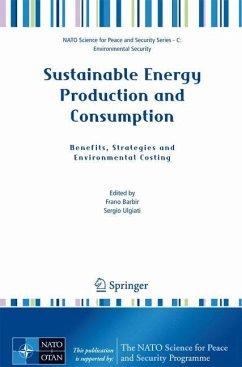Sustainable Energy Production and Consumption - Barbir, Frano / Ulgiati, Sergio (eds.)