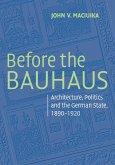 Before the Bauhaus