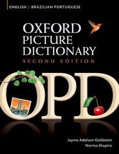 Oxford Picture Dictionary Second Edition: English-Brazilian Portuguese Edition