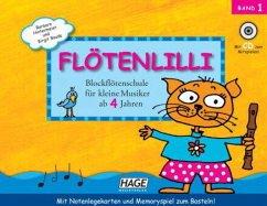 Flötenlilli, Sopranblockflötenschule1