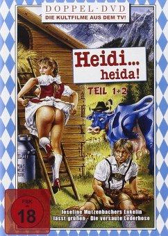 Heidi, Heida 1 & 2 (2 DVDs)